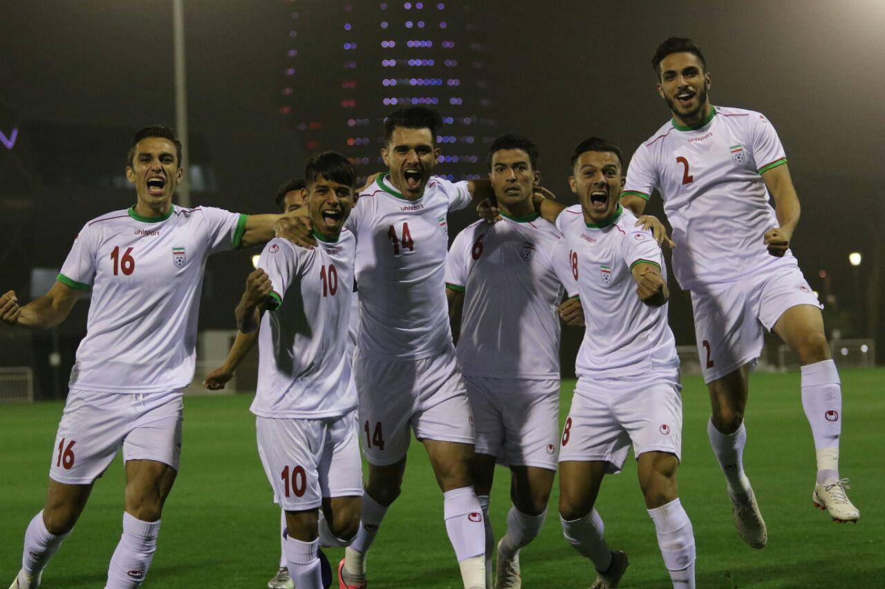 Iran U23 2019