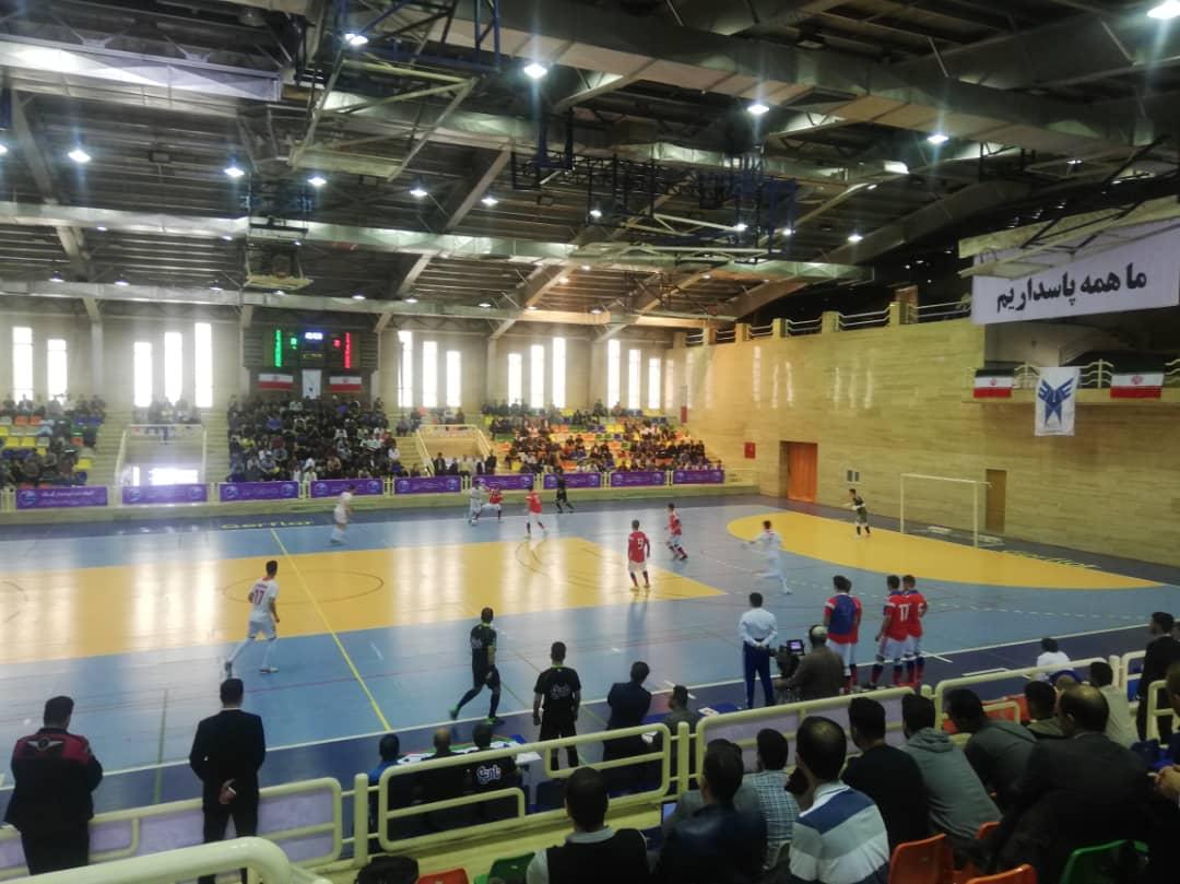 Iran U-20 futsal team