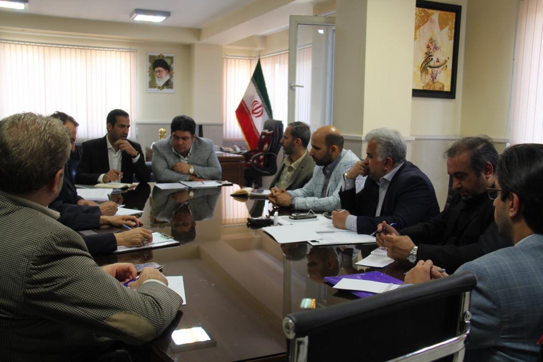 نشست هماهنگی کمیته برگزاری دومین دوره مسابقات قهرمانی فوتسال زیر ۲۰ سال آسیا  در تبریز انجام شد