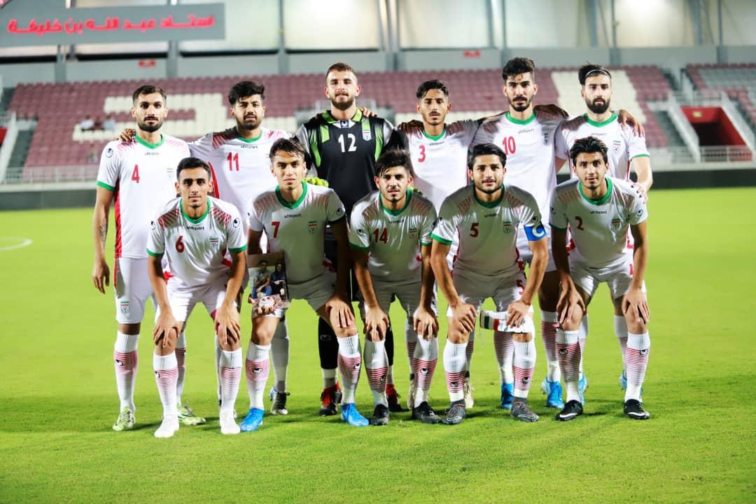 Iran U23 Australia