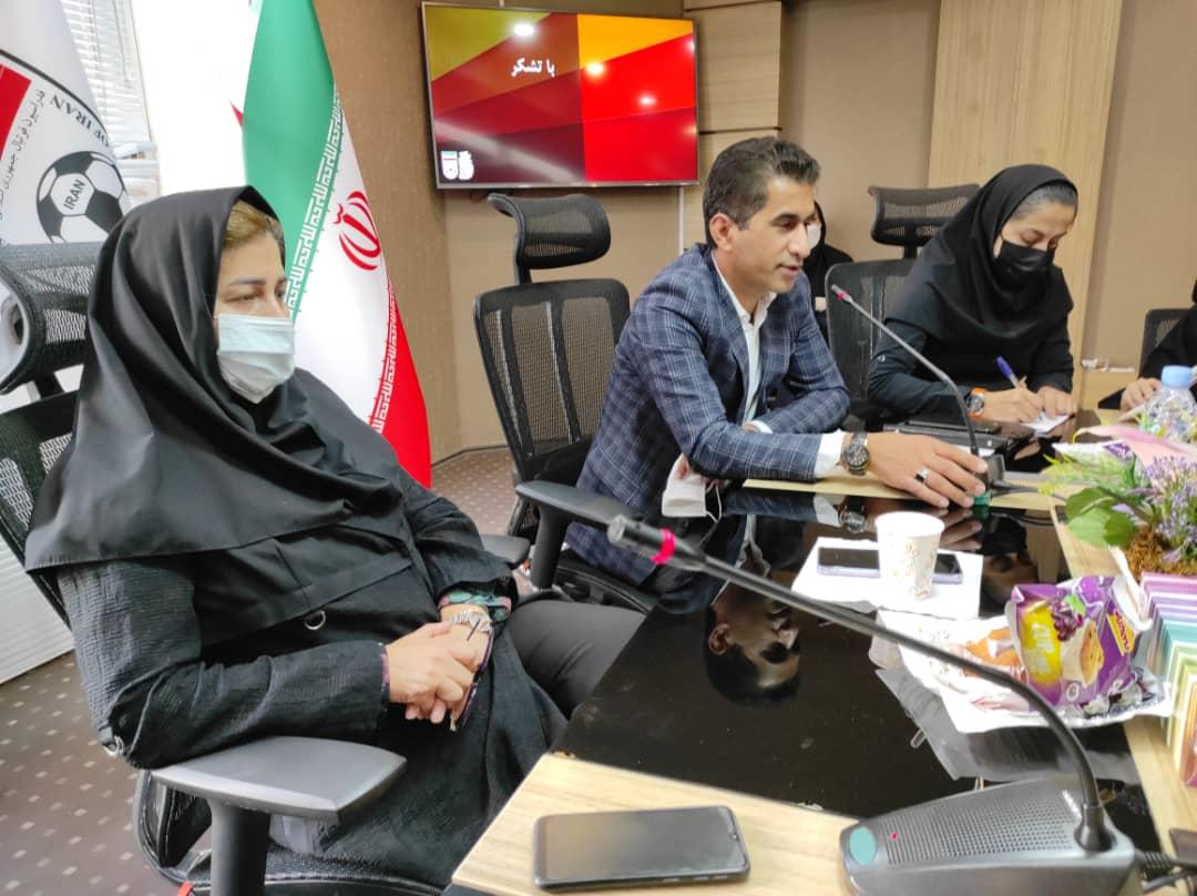 برگزاری جلسه قرعه کشی لیگ برتر فوتسال بانوان